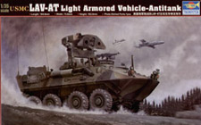 Trumpeter 1/35 USMC LAV-AT Light Armored Vehicle Antitank