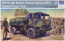 Trumpeter 1/35 M1078 Light Medium Tactical Vehicle (LMTV) Standard Cargo Truck
