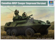 Trumpeter 1/35 Canadian AVGP Cougar 6x6 (Improved Version)